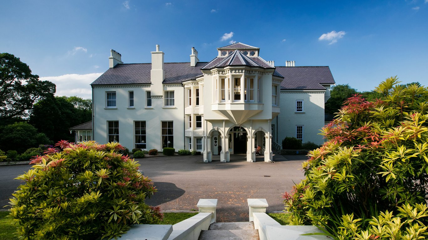 Romantic Beech Hill Hotel in Northern Ireland