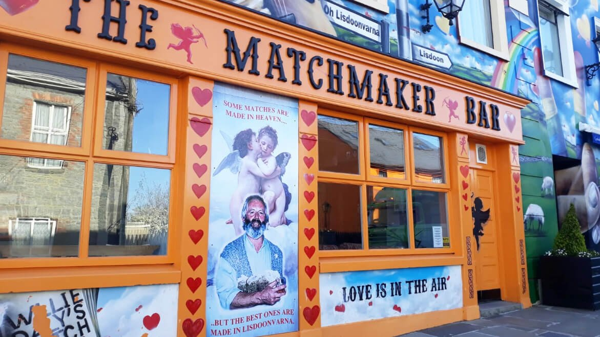 Should we go to the matchmaking festival or what? - Galway