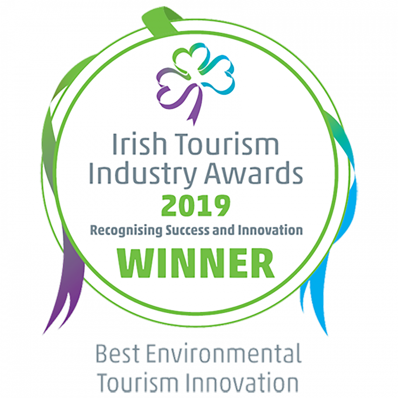 Irish tourism innovation award