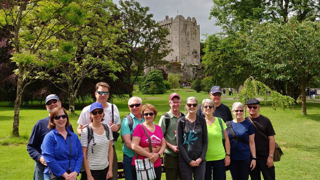 A visit to Blarney Castle