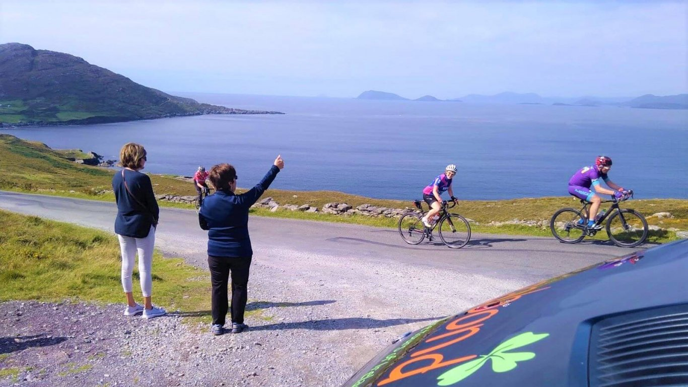 cycling on the ring of kerry