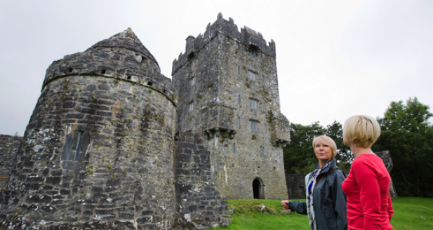 Aughnanure Castle - castles of Ireland