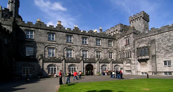 Ireland's castles - kilkenny castle