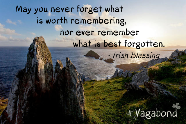 Irish Sayings Proverbs Blessings Vagabond Tours Of Ireland