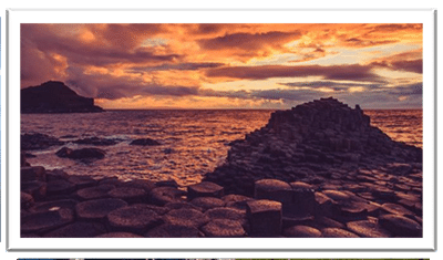 Giants Causeway | Beautiful Things to See in Ireland