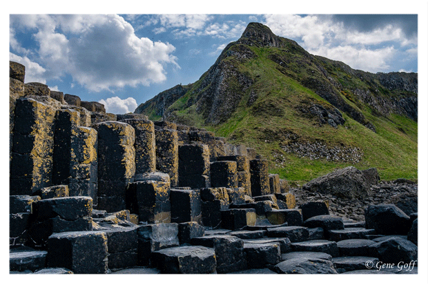 Giants Causeway - Thanks Gene Goff for the photo