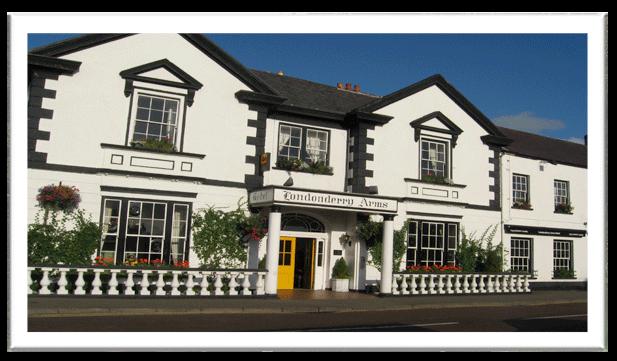 Londonderry Arms - Antrim Coastline
