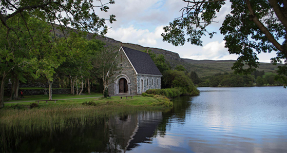gougane barra - Romantic Places in Ireland to Propose