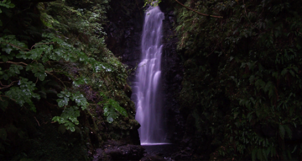 cranny falls - Romantic Places in Ireland to Propose