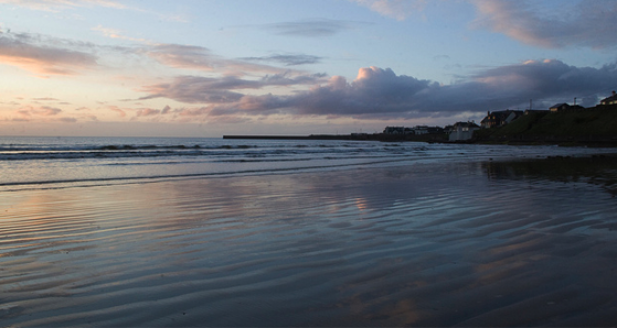 enniscrone beach - Romantic Places in Ireland to Propose