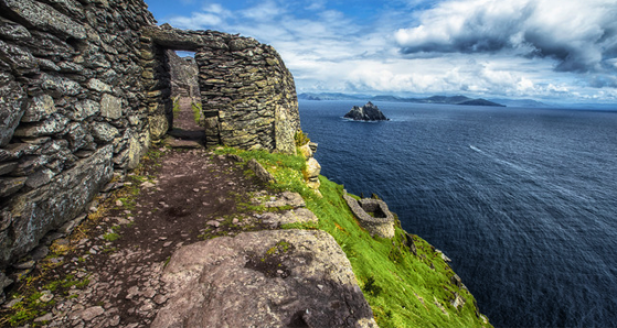 skellig michael - Romantic Places in Ireland to Propose
