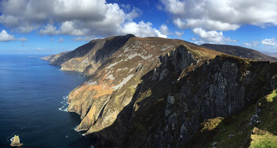 Slieve League Cliffs, Co. Donegal best scenic places Ireland