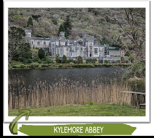 Connemara, Ireland, landscape