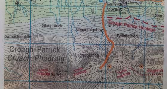 Croagh Patrick - Vagabond walk