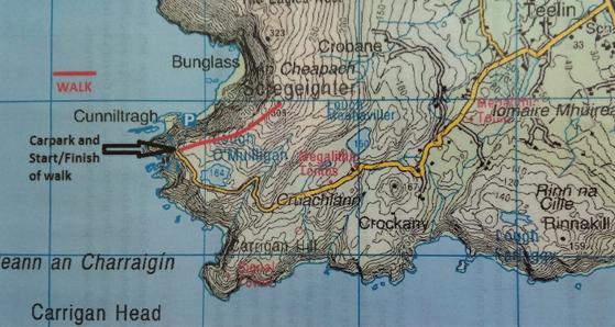 Sliabh Liag - Vagabond walk