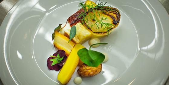 Eating vegetarian in Ireland