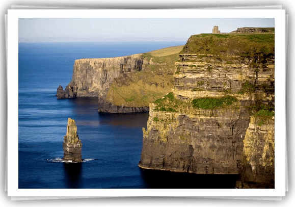 cliffs of moher wild Atlantic way small group tours of ireland