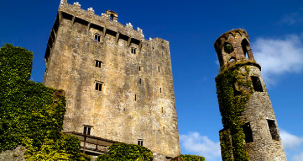Blarney Castle -Irish Castle Ruins