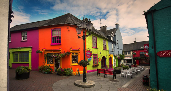 prettiest towns and villages in ireland