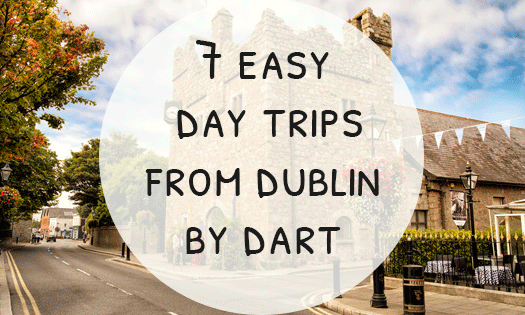 7 easy day trips from dublin by dart