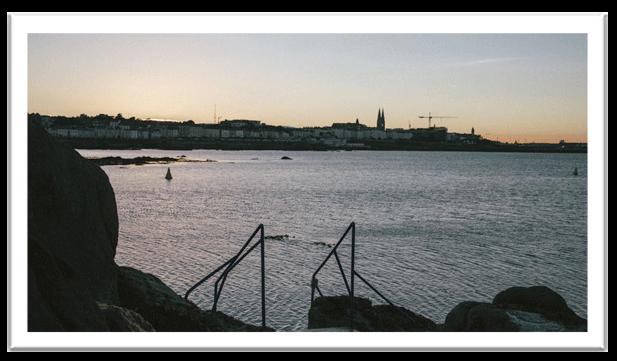 dun laoighaire - scenic dart coastal dublin