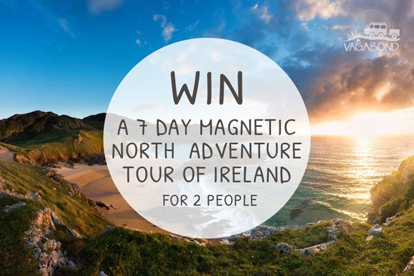 win a 7 day tour of ireland for two