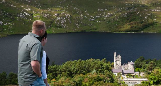 Glenveagh National Park in Summer \ when is the best time to visit ireland