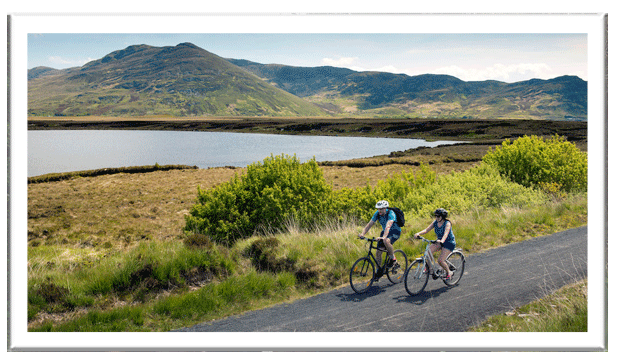 Cycle the Greenway in County Mayo