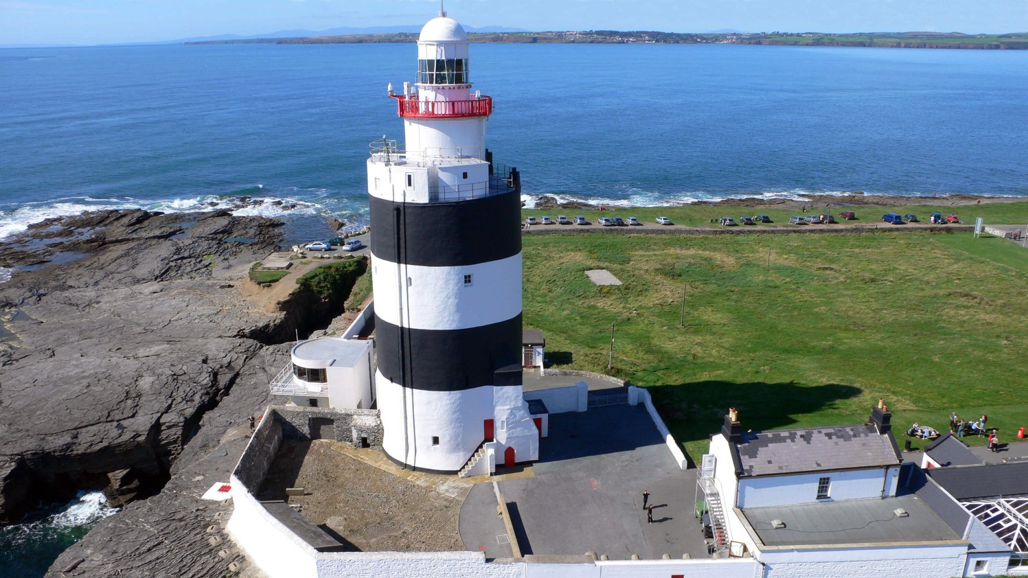 Hook head lighthouse in Wexford
